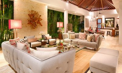 Casa Brio Living and Dining Area | Seminyak, Bali