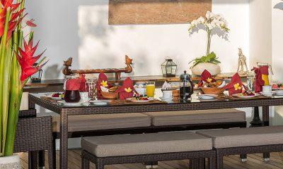 Casa Brio Outdoor Dining Table I Seminyak, Bali
