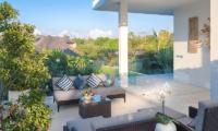 Casa Brio Outdoor Seating I Seminyak, Bali