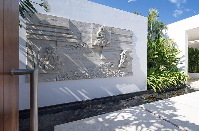 Casa Brio Entrance Area I Seminyak, Bali