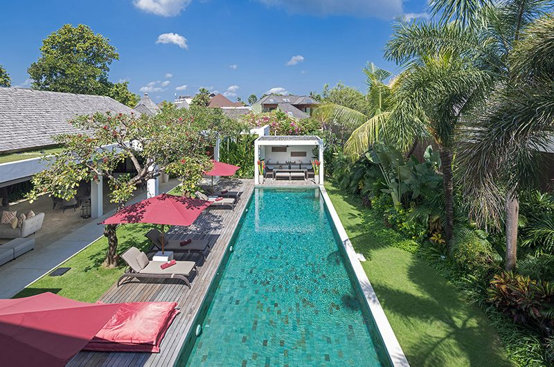 Casa Brio Pool Area I Seminyak, Bali