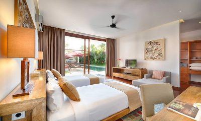 Casa Brio Twin Bedroom | Seminyak, Bali