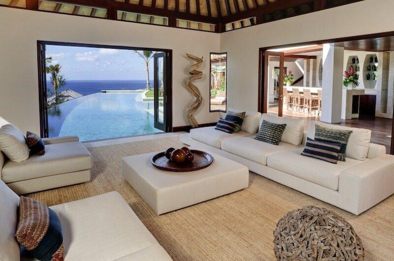 Semara Luxury Villas Lounge Room | Uluwatu, Bali