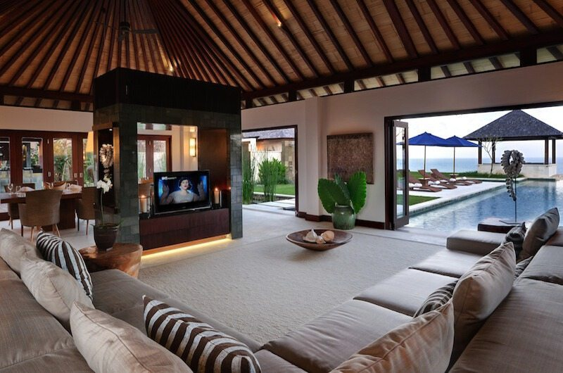Semara Luxury Villas Media Room | Uluwatu, Bali