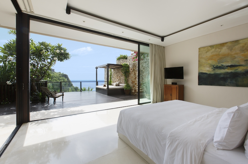 The Ungasan Clifftop Resort Villa Ambar Bedroom | Ungasan, Bali