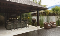 The Ungasan Clifftop Resort Villa Nora Seating | Ungasan, Bali