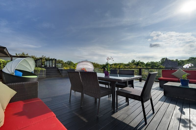 Villa Aiko Outdoor Lounge | Jimbaran, Bali