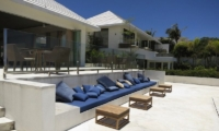 Villa Anugrah Outdoor Seating Area | Uluwatu, Bali