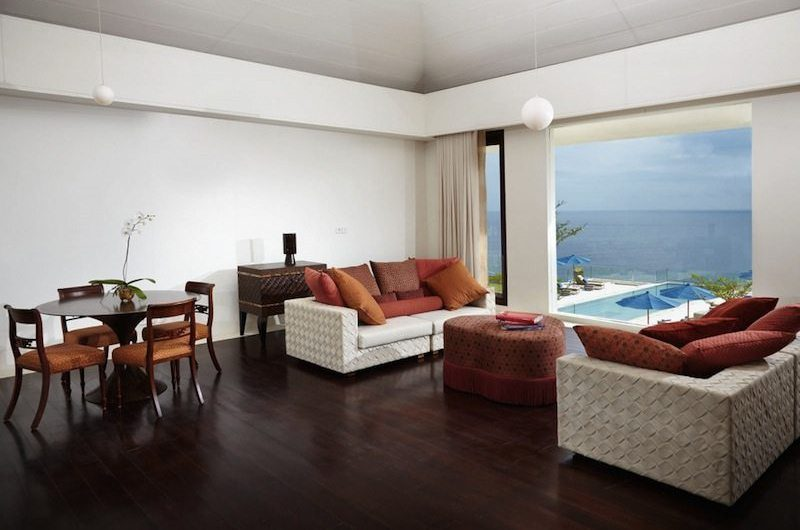 Villa Anugrah Living and Dining Area | Uluwatu, Bali