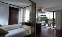 Villa Anugrah Bedroom with Pool View | Uluwatu, Bali