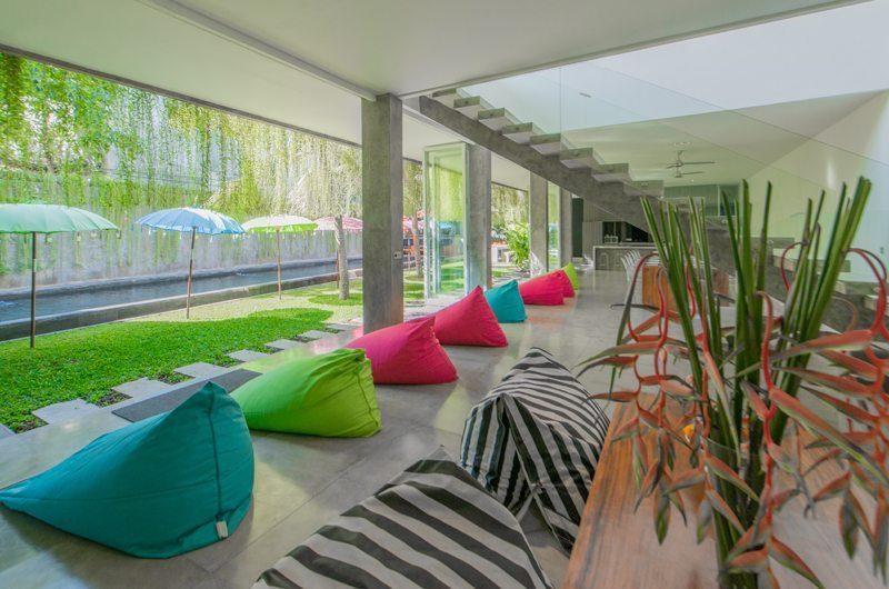 Villa Simpatico Open Plan Living Area | Seminyak, Bali