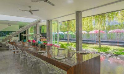 Villa Simpatico Dining Room | Seminyak, Bali