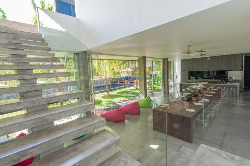 Villa Simpatico Dining Pavilion | Seminyak, Bali