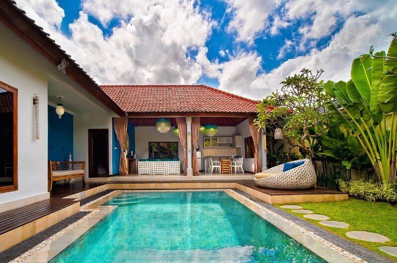 4S Villas Swimming Pool | Seminyak, Bali
