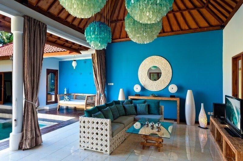 4S Villas Living Area | Seminyak, Bali