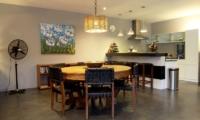 Anyar Estate   Villa Padar & Villa Banta Dining Area I Umalas, Bali