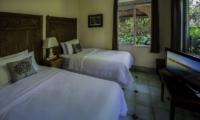 Anyar Estate   Villa Moyo Twin Bedroom   Umalas, Bali