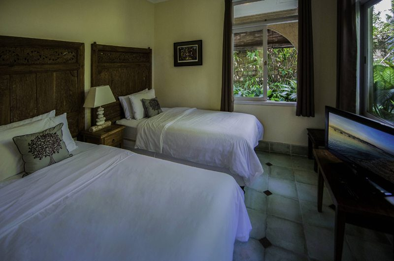 Anyar Estate | Villa Moyo Twin Bedroom | Umalas, Bali