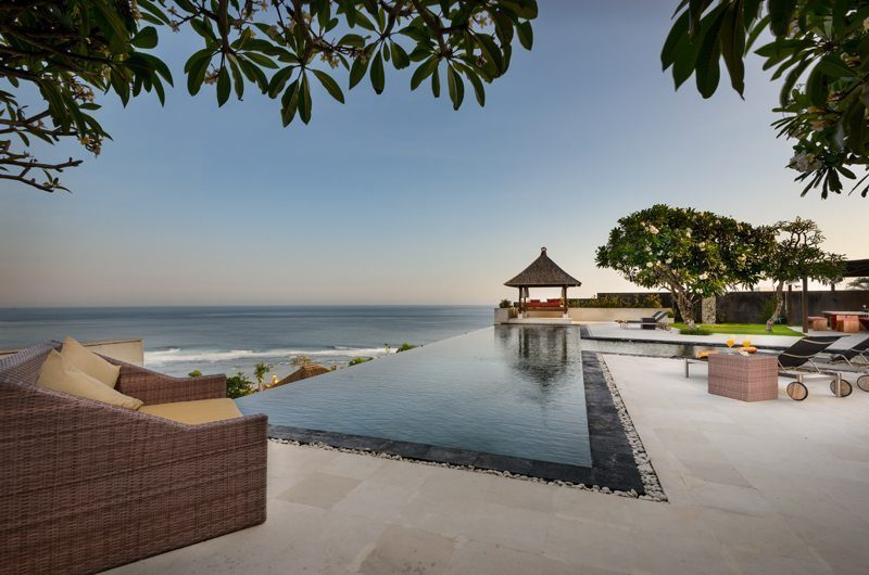 Karang Kembar Pool Side | Uluwatu, Bali