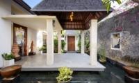 Karang Kembar3 Entrance | Jimbaran, Bali
