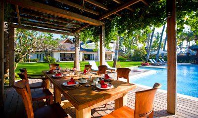 Puri Nirwana Pool Side Dining | Gianyar, Bali