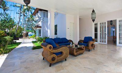 Puri Nirwana Outdoor Seating Area | Gianyar, Bali