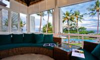 Puri Nirwana Lounge Area with Pool View | Gianyar, Bali