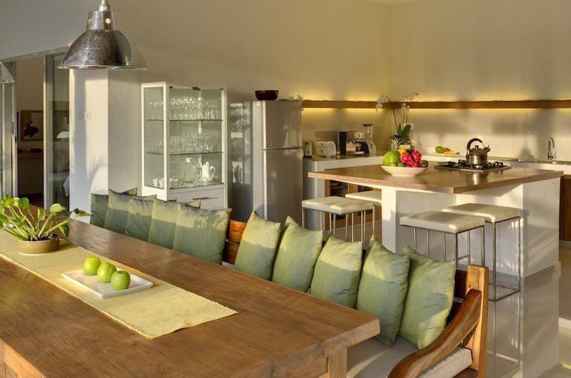 Sahana Villas Open Plan Dining Area I Seminyak, Bali