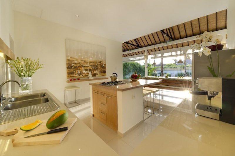Sahana Villas Kitchen I Seminyak, Bali