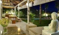 Sahana Villas Open Plan Living Area I Seminyak, Bali