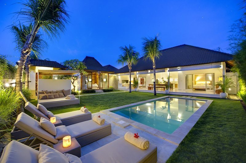 Sahana Villas Pool Side I Seminyak, Bali