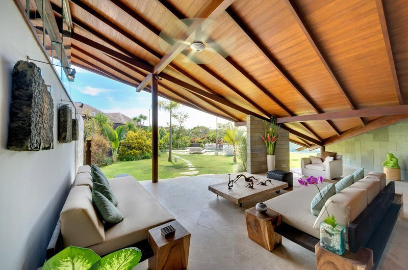 The Layar 4br Open Plan Living Area I Seminyak, Bali