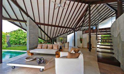 The Layar Two Bedroom Villas Living Area | Seminyak, Bali