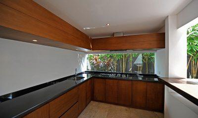The Layar Two Bedroom Villas Kitchen | Seminyak, Bali