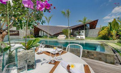 The Layar Four Bedroom Villas Swimming Pool | Seminyak, Bali