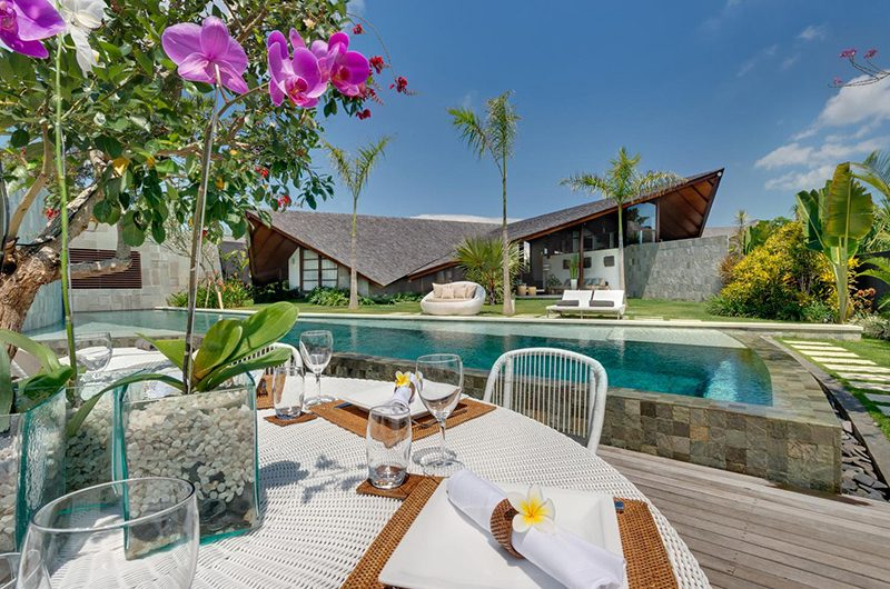 The Layar Four Bedroom Villas Swimming Pool | Seminyak, Bali