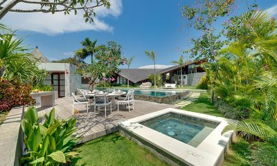 The Layar Four Bedroom Villas Gardens and Pool | Seminyak, Bali