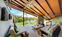 The Layar Four Bedroom Villas Living Area | Seminyak, Bali