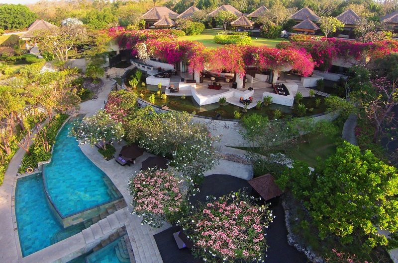 The Villas at Ayana Resort Bali Tropical Garden | Jimbaran, Bali