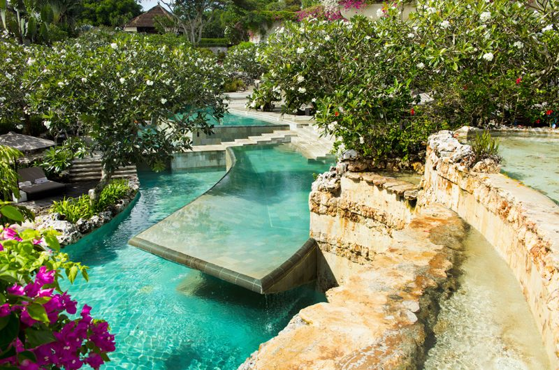 The Villas at Ayana Resort Bali Gardens and Pool | Jimbaran, Bali