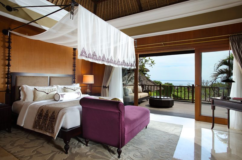 The Villas at Ayana Resort Bali King Size Bed with Sea View | Jimbaran, Bali