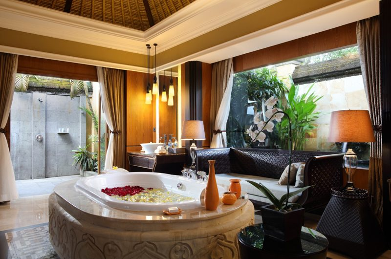 The Villas at Ayana Resort Bali Bathroom | Jimbaran, Bali