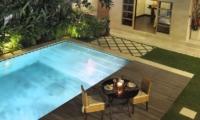 Villa Anggrek Outdoor Dining I Seminyak, Bali