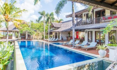 Villa Coraffan Swimming Pool | Canggu, Bali