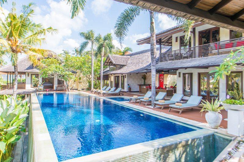 Villa Coraffan Swimming Pool | Canggu, Bali