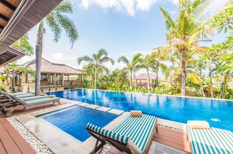 Villa Coraffan Sun Loungers | Canggu, Bali