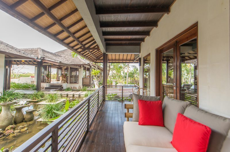 Villa Coraffan Outdoor View | Canggu, Bali