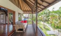 Villa Coraffan Balcony | Canggu, Bali