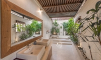 Villa Coraffan Master Bathroom | Canggu, Bali