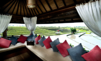 Villa Coraffan Outdoor Seating Area | Canggu, Bali